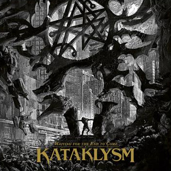 KATAKLYSM - Waiting for the end to come      CD