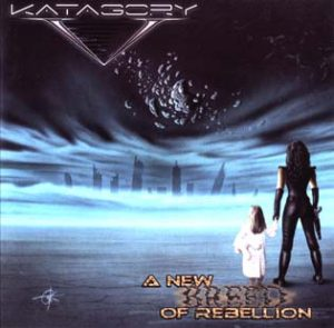 KATAGORY V - A new breed of rebellion      CD