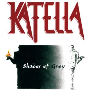 KATELLA - Shades of grey      CD