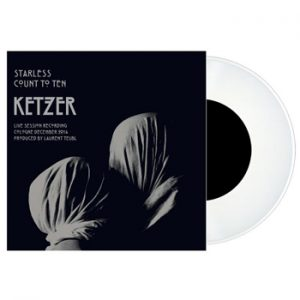 KETZER - Starless - white vinyl      Single