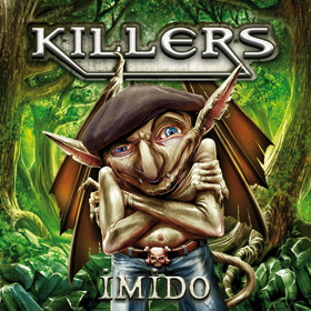 KILLERS (F) - Imido (2013)      CD