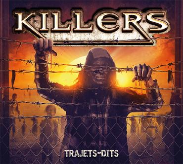 KILLERS (F) - Trajets-dits      CD