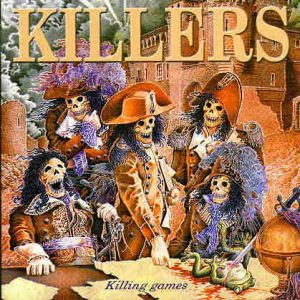 KILLERS - Killing games      CD