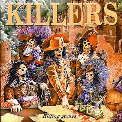 KILLERS - Killing games      CD