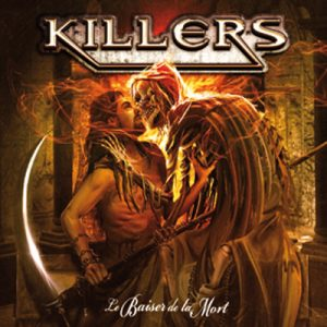 KILLERS (F) - Le baiser de la mort      CD