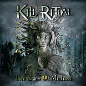 KILL RITUAL - The eyes of Medusa      CD