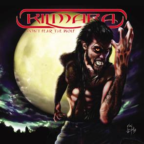 KILMARA - Don`t fear the wolf      CD