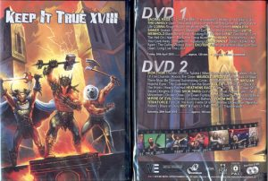 KEEP IT TRUE - Keep it true XVIII - 2015      2-DVD