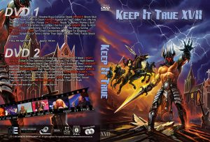 KEEP IT TRUE - KIT XVII - 2014      2-DVD
