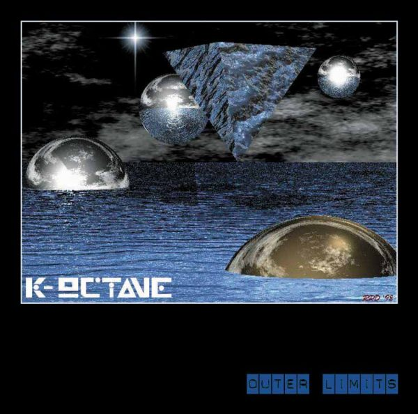 K-OCTAVE - Outer limits      CD
