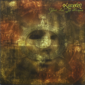 KOMADAY - Ghost and the wiseman      CD