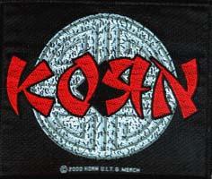KORN - Chinese logo      Aufnäher