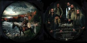 KORPIKLAANI - Keep on galloping      Single
