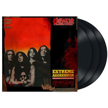 KREATOR - Extreme aggression - rerelease      3-LP