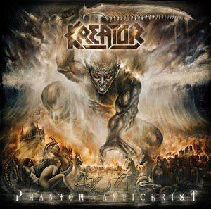 KREATOR - Phantom antichrist      CD&DVD