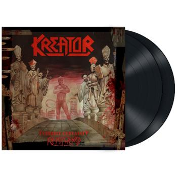 KREATOR - Terrible certainty - rerelease      DLP