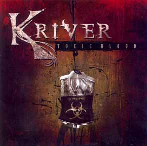 KRIVER - Toxic blood      CD