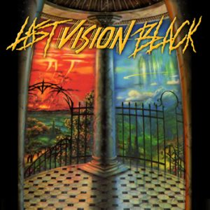 LAST VISION BLACK - Same      Maxi CD