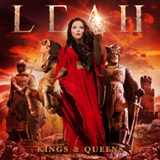 LEAH - Kings & Queens      CD
