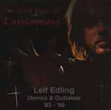 CANDLEMASS - Leif Edling - demos & outtakes      2-CD