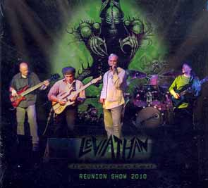 LEVIATHAN - Resurrected - Reunion show 2010      CD&DVD