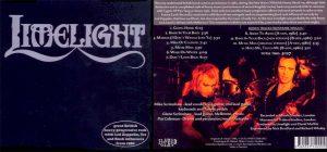 LIMELIGHT - Limelight & 4 bonustracks      CD
