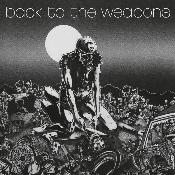 LIVING DEATH - Back to the weapons - rerelease      MLP