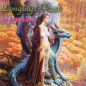 LONGINGS PAST - An angel`s tale      CD