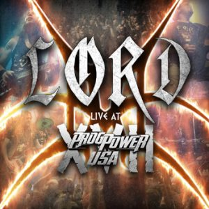 LORD - Live at Prog Power USA      CD