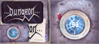 LORD - The dungeon era - BOX & extra CD      4-CD