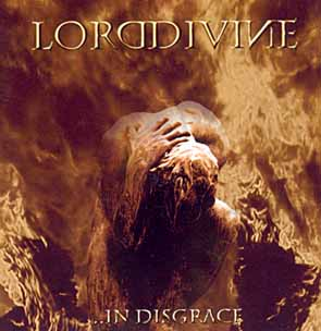 LORDDIVINE - ...in disgrace      CD