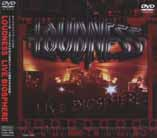 LOUDNESS - Live biosphere - live 25.10.2002      DVD