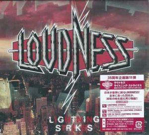 LOUDNESS - Lightning strikes - 30th anniversary & DVD      2-CD