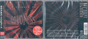 LOUDNESS (VA) - A tribute to Loudness      CD