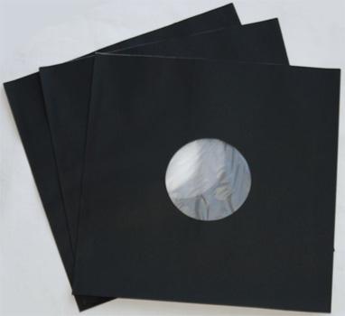 GEFÜTTERTE LP INNENHÜLLEN - 10 Stück      Zubehör