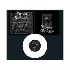 LUNAR ECLIPSE - Lunar Eclipse - white vinyl      Single