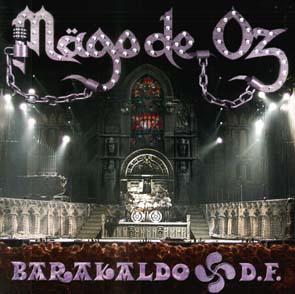 MÄGO DE OZ - Barakaldo D.F.      CD
