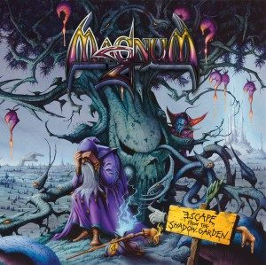 MAGNUM - Escape from the shadow garden      CD&DVD