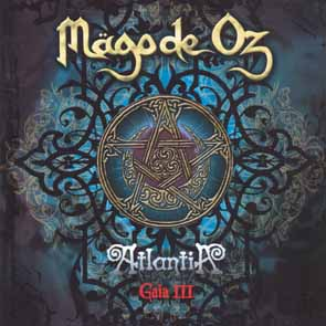 MAGO DE OZ - Gaia III: Atlantia      2-CD