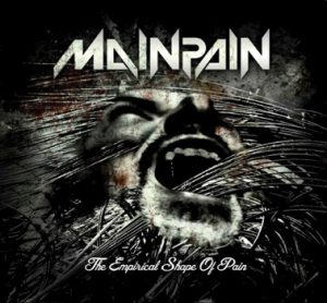 MAINPAIN - The empyrical shape of pain      CD