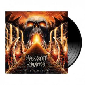 MALEVOLENT CREATION - Dead man`s path & CD      LP