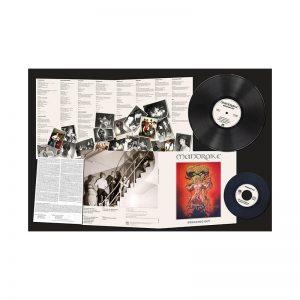 """MANDRAKE - Breaking out & 7""""      LP"""