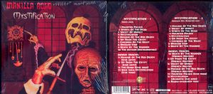 MANILLA ROAD - Mystification - rerelease      2-CD