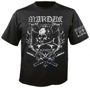 MARDUK - Frontschwein - size XL      T-Shirt - 100 % Baumwolle