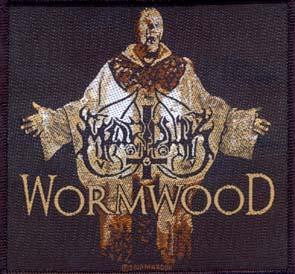MARDUK - Wormwood      Aufnäher