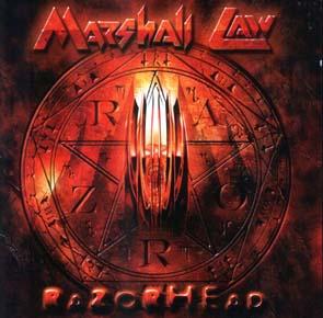 MARSHALL LAW - Razorhead      CD