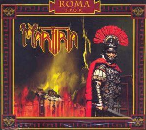 MARTIRIA - Roma S.P.Q.R.      CD