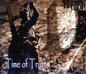 MARTIRIA - Time of truth      CD