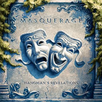 MASQUERAGE - Hangman´s revelations      CD