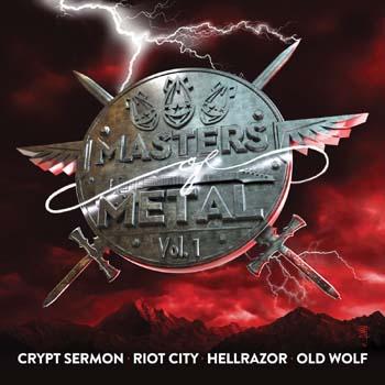 VA - Masters of metal Vol. 1      CD